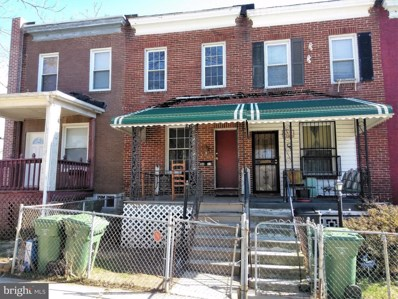 2617 Rosewood Avenue, Baltimore, MD 21215 - #: MDBA524304