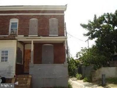 600 S Payson Street, Baltimore, MD 21223 - #: MDBA524316