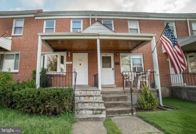 1219 Haverhill Road, Baltimore, MD 21229 - #: MDBA524338
