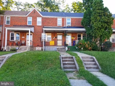 4523 N Rogers Avenue, Baltimore, MD 21215 - #: MDBA524346