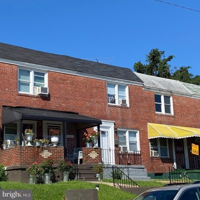 2462 Terra Firma Road, Baltimore, MD 21225 - #: MDBA524348