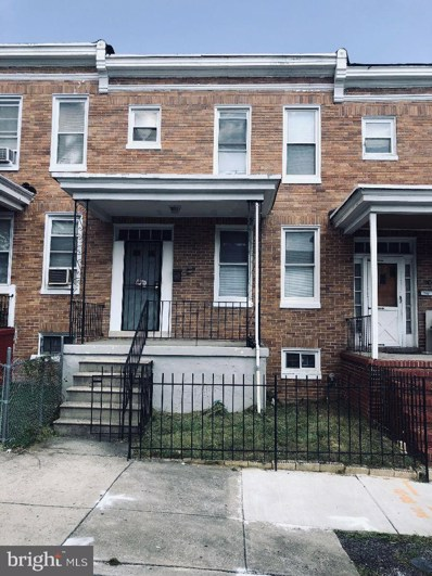 33 N Abington Avenue, Baltimore, MD 21229 - #: MDBA524354