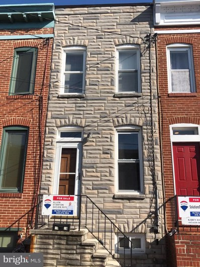 1429 Haubert Street, Baltimore, MD 21230 - #: MDBA524368