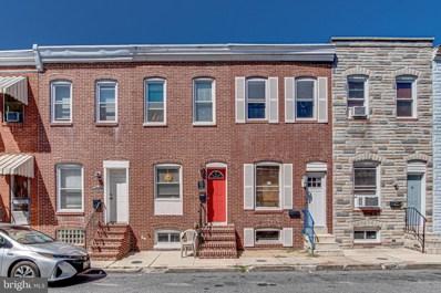 1224 Glyndon Avenue, Baltimore, MD 21223 - #: MDBA524374