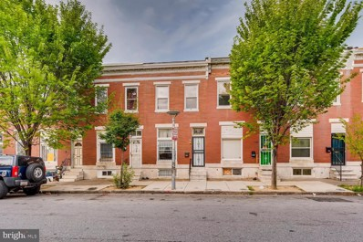510 N Kenwood Avenue, Baltimore, MD 21205 - #: MDBA524386