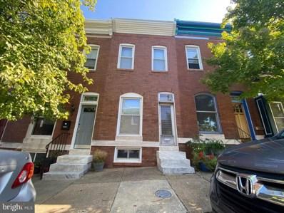 531 S Curley Street, Baltimore, MD 21224 - #: MDBA524388