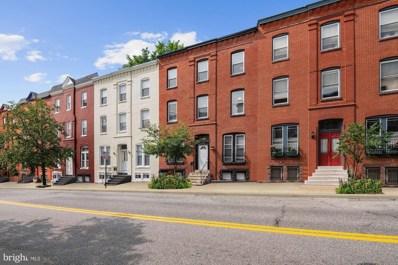 1914 Park Avenue, Baltimore, MD 21217 - MLS#: MDBA524434
