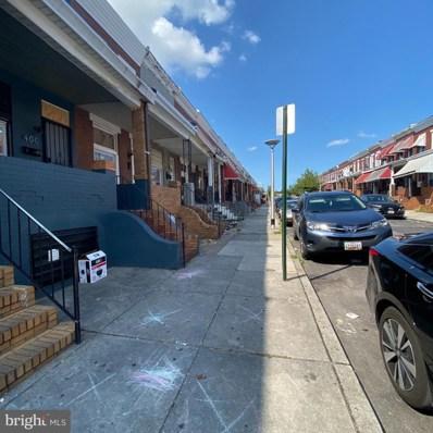 324 N Robinson Street, Baltimore, MD 21224 - #: MDBA524436