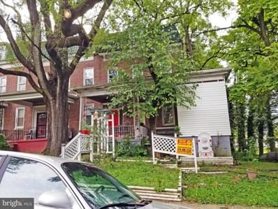 2827 Hilldale Avenue, Baltimore, MD 21215 - #: MDBA524444