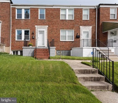 1626 E Cold Spring Lane, Baltimore, MD 21218 - #: MDBA524464