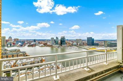 100 Harborview Drive UNIT PH1D, Baltimore, MD 21230 - #: MDBA524466