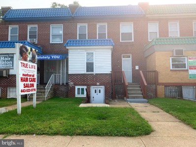 5342 Reisterstown Road, Baltimore, MD 21215 - #: MDBA524474