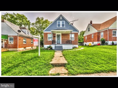 5005 Lasalle Avenue, Baltimore, MD 21206 - #: MDBA524512