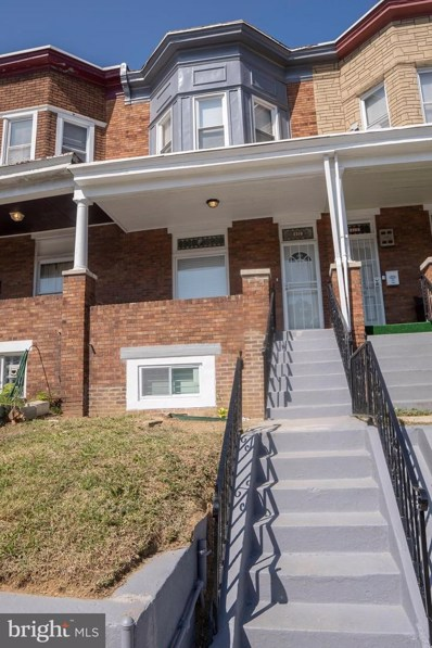 2310 Calverton Heights Avenue, Baltimore, MD 21216 - #: MDBA524518