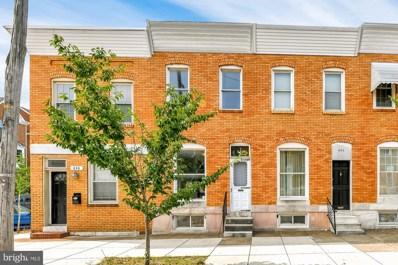 644 S Macon Street, Baltimore, MD 21224 - #: MDBA524528
