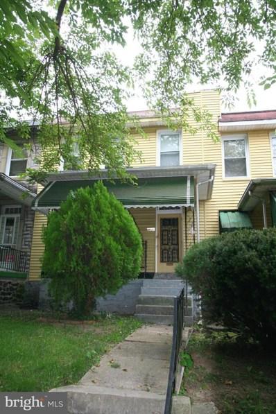 3037 Presstman Street, Baltimore, MD 21216 - #: MDBA524540