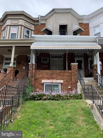 3702 Cottage Avenue, Baltimore, MD 21215 - #: MDBA524546