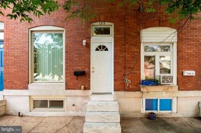135 N Ellwood Avenue, Baltimore, MD 21224 - #: MDBA524562