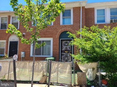 1212 Valley Street, Baltimore, MD 21202 - #: MDBA524576