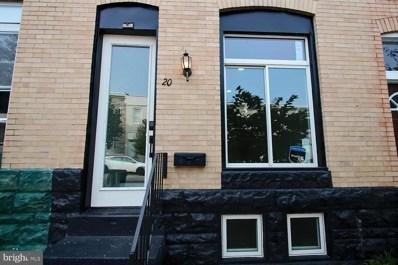 20 N Clinton Street, Baltimore, MD 21224 - #: MDBA524580