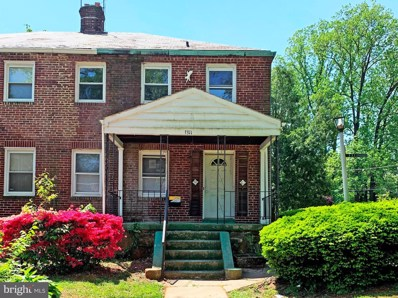 3311 Dolfield Avenue, Baltimore, MD 21215 - #: MDBA524582