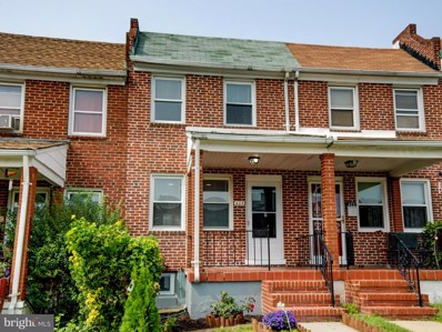 424 Imla Street, Baltimore, MD 21224 - #: MDBA524598