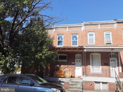 1502 Cliftview Avenue, Baltimore, MD 21213 - #: MDBA524602