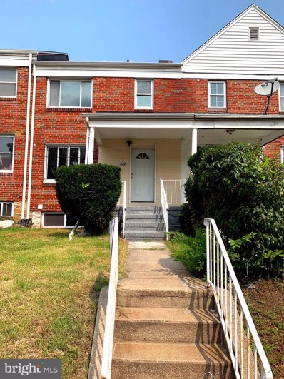 732 E Cold Spring Lane, Baltimore, MD 21212 - #: MDBA524622