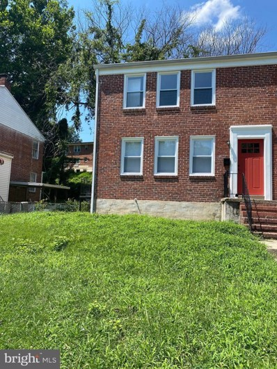 4514 Fairfax Road, Baltimore, MD 21216 - #: MDBA524694