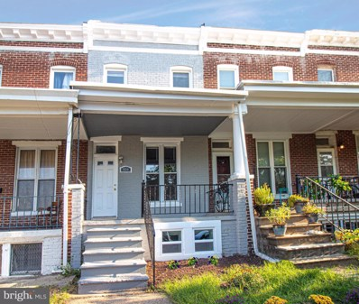 604 E 37TH Street, Baltimore, MD 21218 - #: MDBA524698