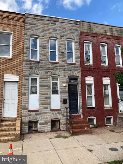 1156 Nanticoke Street, Baltimore, MD 21230 - #: MDBA524736