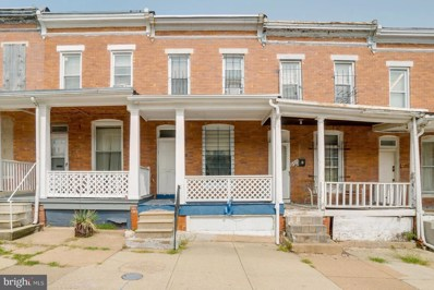 1506 Abbotston Street, Baltimore, MD 21218 - #: MDBA524738