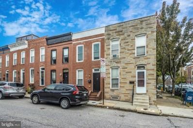 444 E Clement Street, Baltimore, MD 21230 - #: MDBA524750