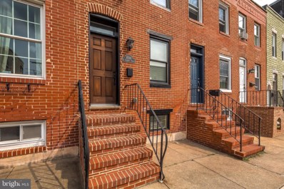 1530 E Clement Street, Baltimore, MD 21230 - #: MDBA524778