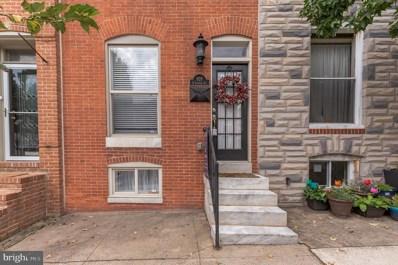 928 S Clinton Street, Baltimore, MD 21224 - #: MDBA524808
