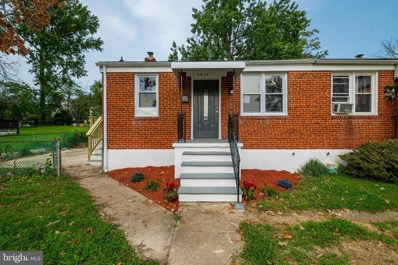 3216 Orlando Avenue, Baltimore, MD 21234 - #: MDBA524816