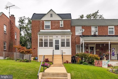 616 Washburn Avenue, Baltimore, MD 21225 - #: MDBA524844