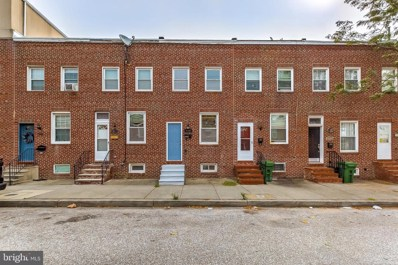 1145 Scott Street, Baltimore, MD 21230 - #: MDBA524922