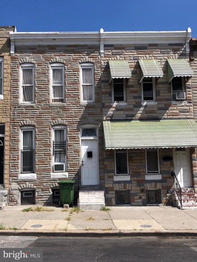 1111 N Montford Avenue, Baltimore, MD 21213 - #: MDBA524950
