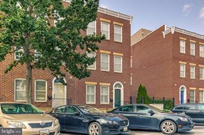 1318 Race Street, Baltimore, MD 21230 - MLS#: MDBA525006