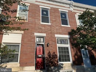 425 N Kenwood Avenue, Baltimore, MD 21224 - #: MDBA525032