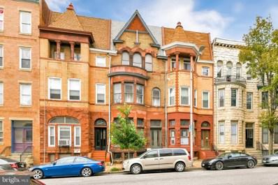 1704 Saint Paul Street, Baltimore, MD 21202 - #: MDBA525050
