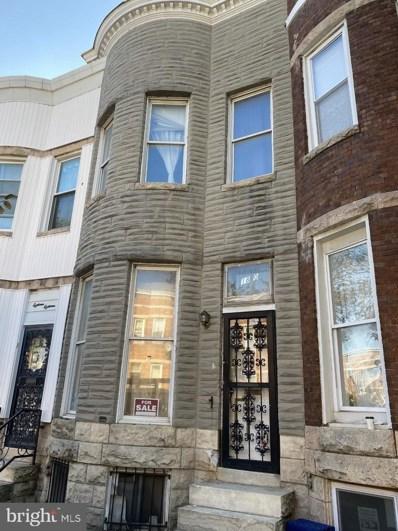 1820 N Mount Street, Baltimore, MD 21217 - MLS#: MDBA525064