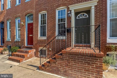 1041 Riverside Avenue, Baltimore, MD 21230 - MLS#: MDBA525098