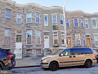 1911 Penrose Avenue, Baltimore, MD 21223 - #: MDBA525160