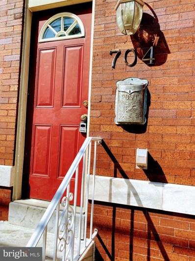 704 S Eaton Street, Baltimore, MD 21224 - #: MDBA525170