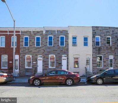 1333 James Street, Baltimore, MD 21223 - #: MDBA525172
