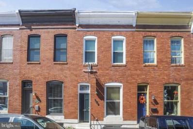 132 S Curley Street, Baltimore, MD 21224 - #: MDBA525194