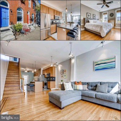 232 S East Avenue, Baltimore, MD 21224 - #: MDBA525202