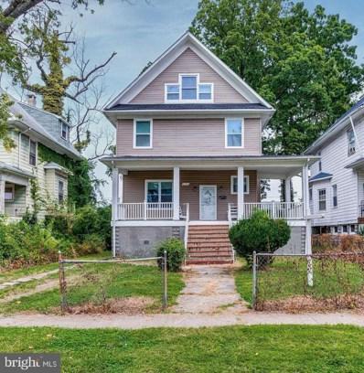 4106 Boarman Avenue, Baltimore, MD 21215 - #: MDBA525218